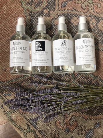 Fern & Nettle Room & Body Spray (Assorted Scents Available)