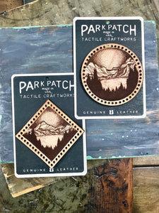 Park Leather Patch