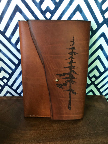 Parks Leather Refillable Journal
