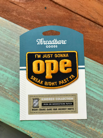 Ope Patch