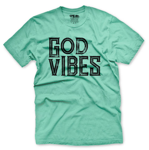 God Vibes (block letters)