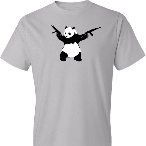 Panda with Guns T-Shirt