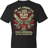 I Have The Right To Bear Arms... T-Shirt
