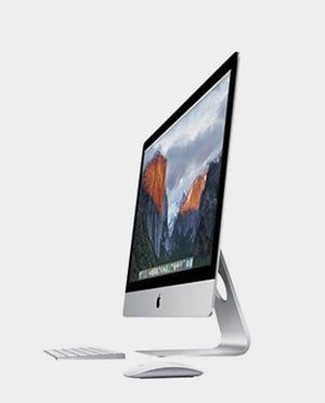 "Apple iMac 21.5"" Desktop 4K"