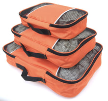 Luggage organiser (set of 3)