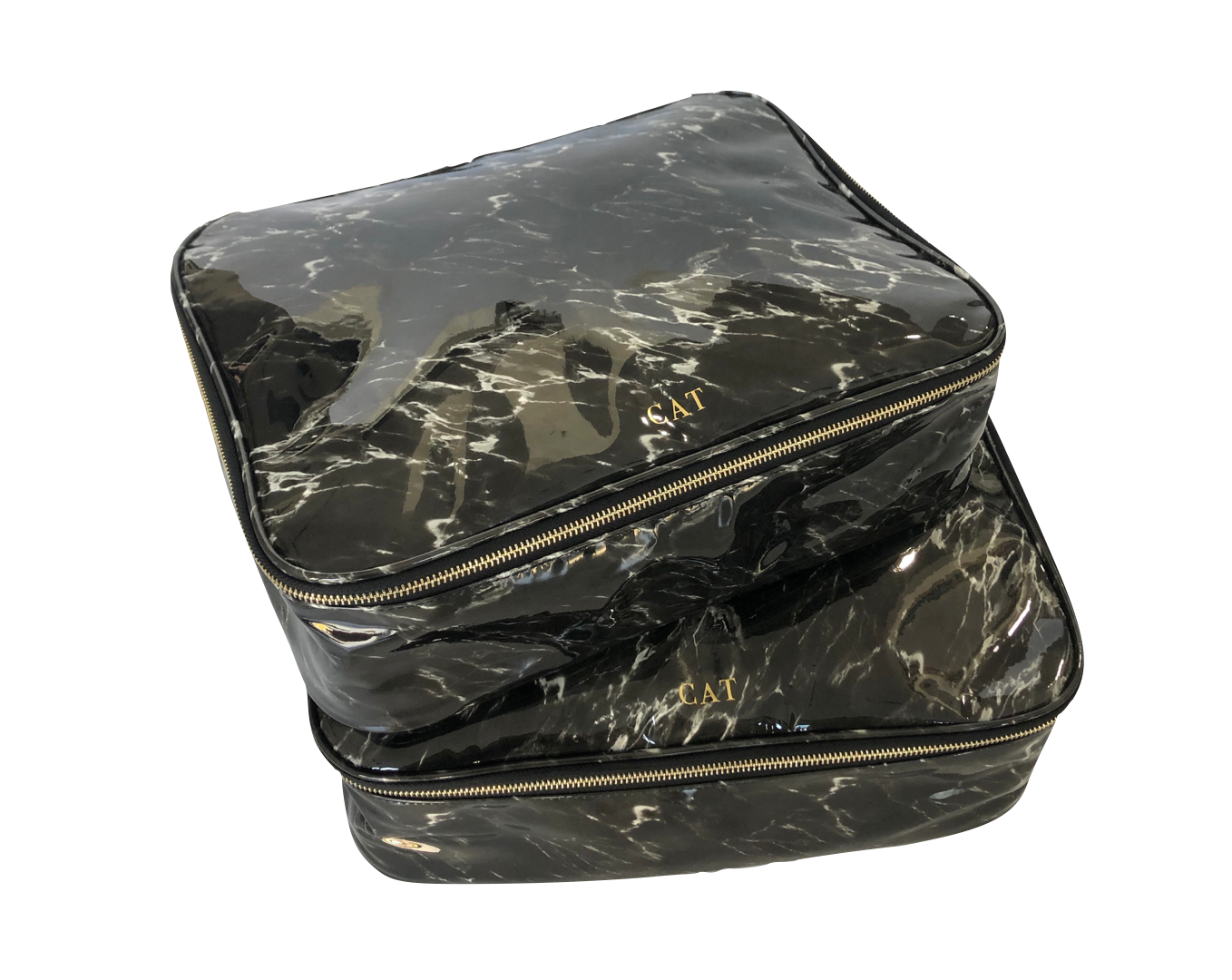 Marble Pops luggage organizer (SET OF 2)