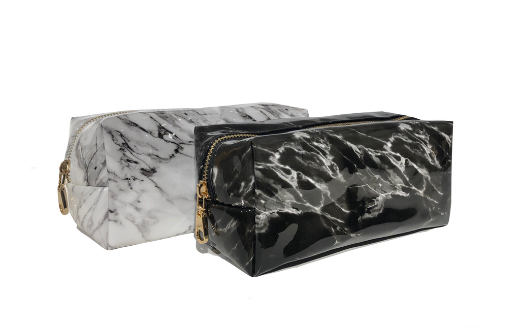 Marble Cosmetic pouch