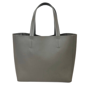 Peekaboo tote bag (soft leather)