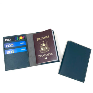 Vito passport holder (soft leather)
