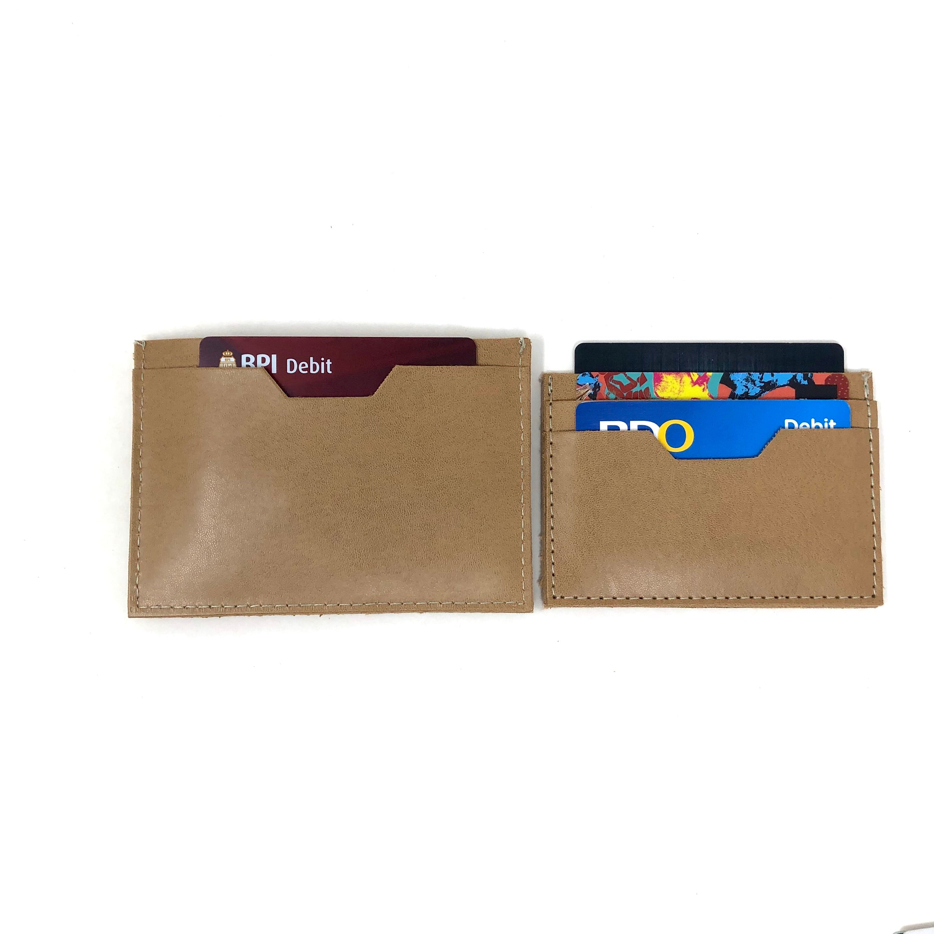 Duo card holder
