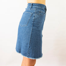 Bunny - Denim Skirt