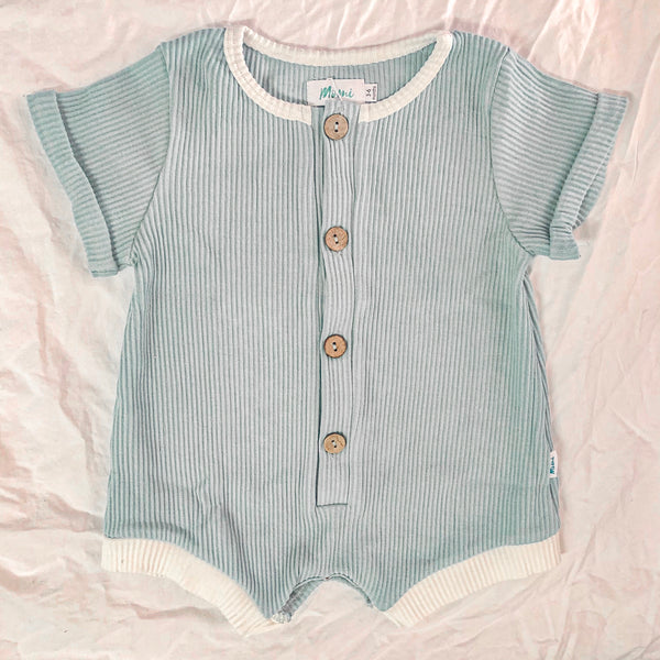 Sage Cali Romper - Filly Faux