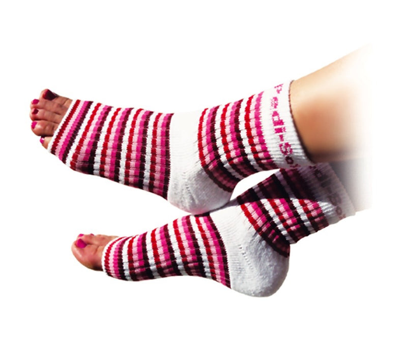 Original Pedi-Sox® - Professional - Multi-Pink Stripes
