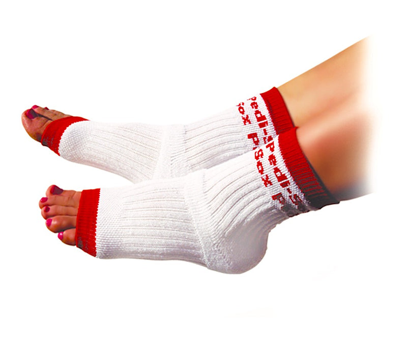 Original Pedi-Sox® - Classic Red Trim