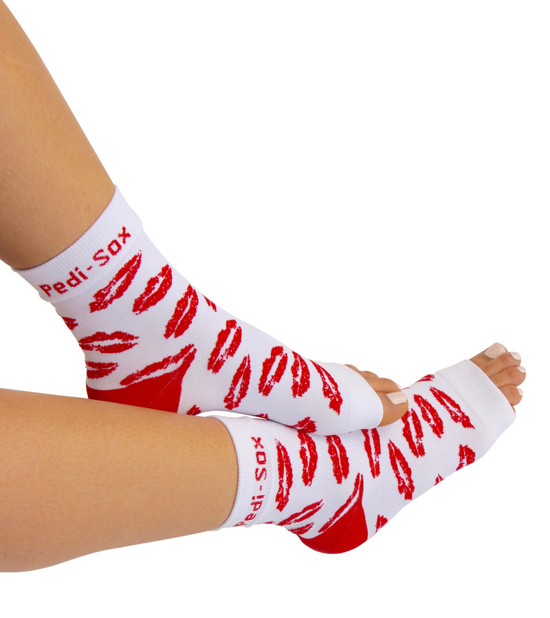 Original Pedi-Sox® - California - SWAK Lips 'n' Kisses   **NEW**