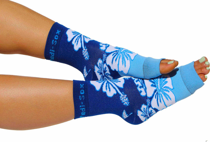Original Pedi-Sox® - Ultra - Blue Hawaii
