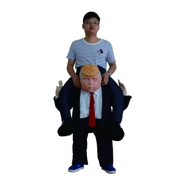 Limted Edition- Donald Trump Rider Costume