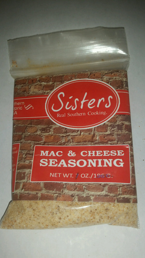 Sisters Mac & Cheese Seasoning