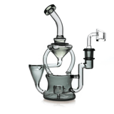 8in Dab Rig Recycler