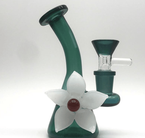 Cute Flower Small Bong