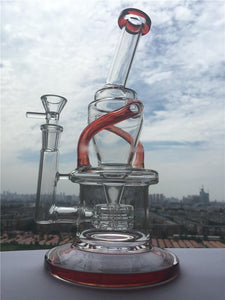 THE BIRDCAGE PERC RECYCLER