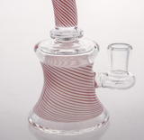 The Girly Bubbler - with Stripes