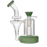 6 in Mini Glass Recycler Bong