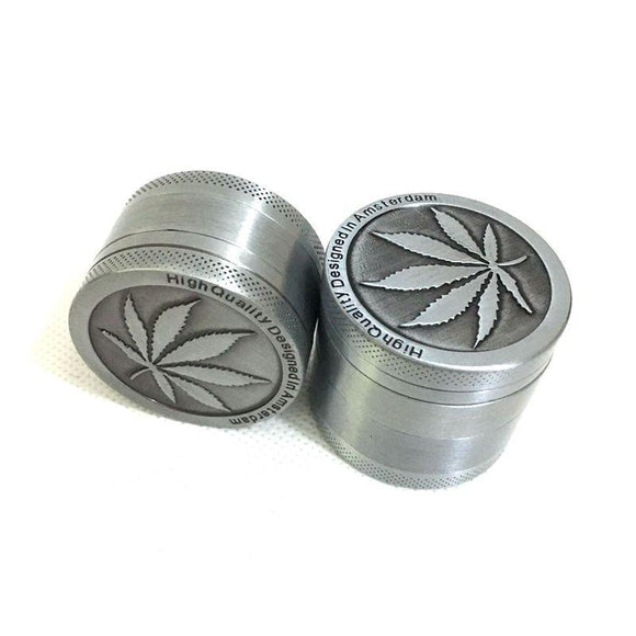 3 layer mini Zinc Alloy Herb Promo Grinder