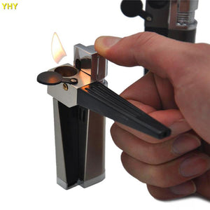 Pipe With Built In Lighter