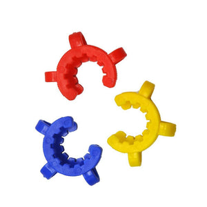 assorted keck clips