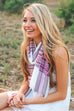 Brea Multi-Colored Scarf