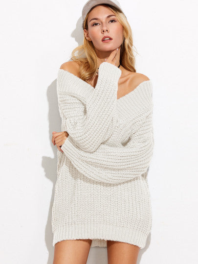 Brooke Cable-Knit Sweater