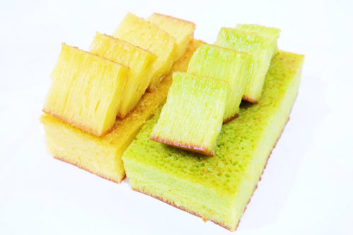 Honey Comb Cake (Bika Ambon)