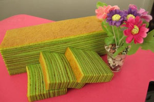The Master Layer Cake Pandan