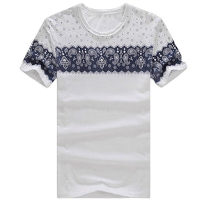 Ugly Retro Pattern T-Shirt