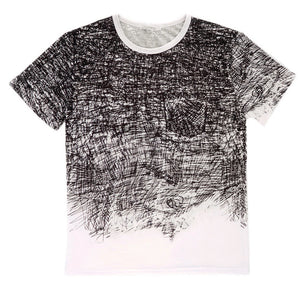 Manga Shading T-Shirt