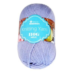 Knitting Yarn 110g - Lilac