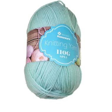 Knitting Yarn 110g - Aqua