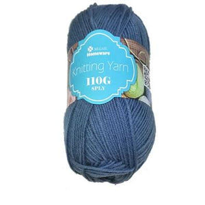 Knitting Yarn 110g - Aegean