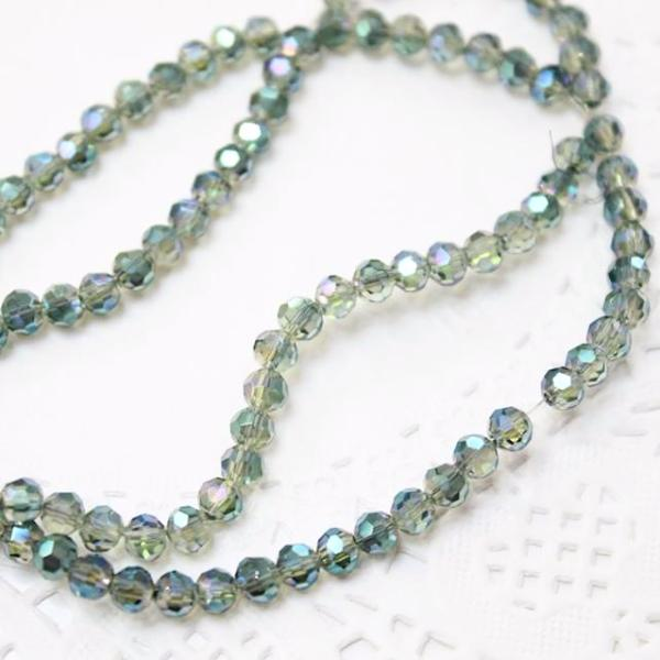 Beautiful Round Crystal Beads