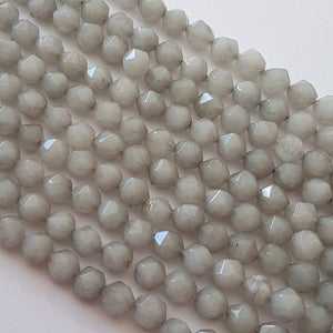 Strand of 8mm New Jade Beads