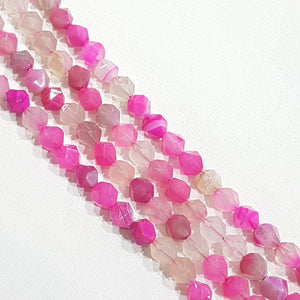 Strand of 8mm Agate Beads