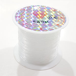 0.4mm Nylon Beading Thread Roll