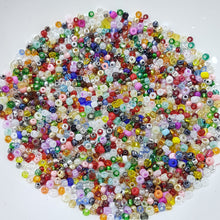 15g 8/0 Mixed S/L Pearl Seed Beads