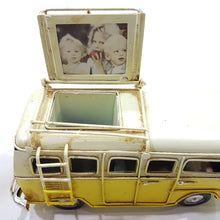 Yellow Combi Photo and Pen Holder