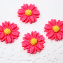 20mm Resin Flower Cabochons
