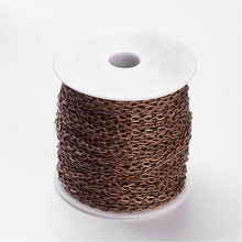Copper Chain 1 Meter
