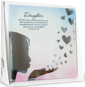Daughter Mirror Plaque