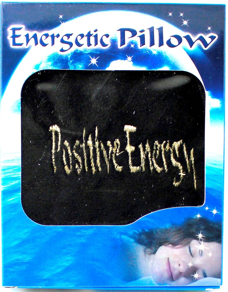 Mixed Gemstones Energy Pillow
