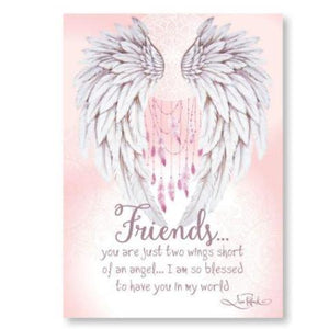 Friends Affirmation Plaque